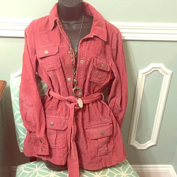 Old Navy Jackets & Blazers - Old Navy Pink Jacket